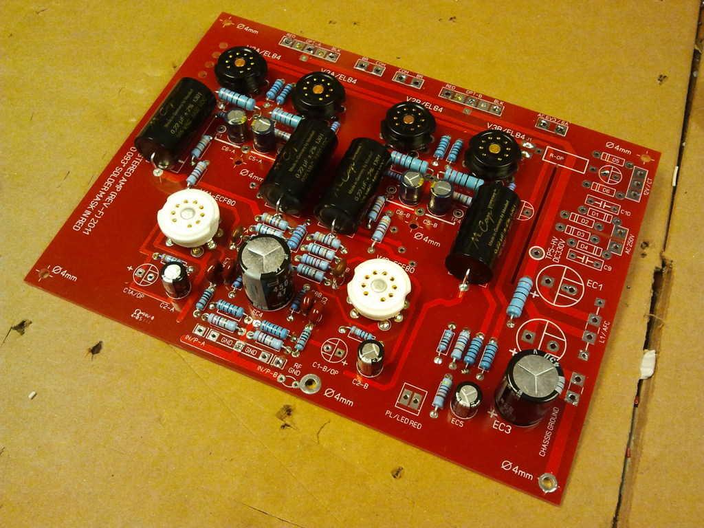 EL84 board