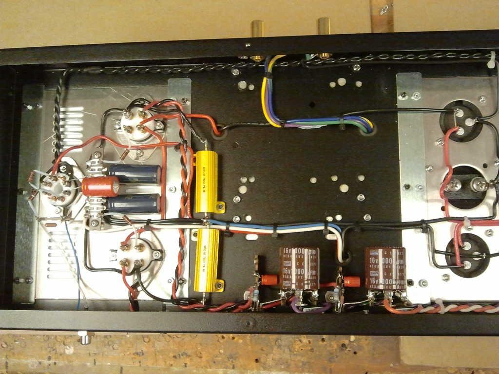 monoblock wiring